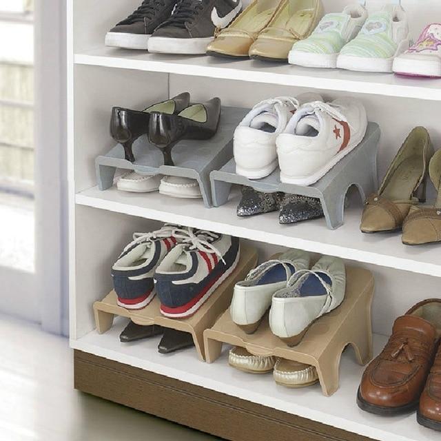 Полки-органайзеры для обуви