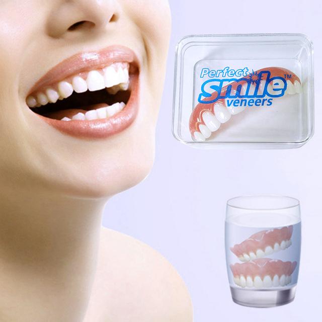 Накладные зубы для голливудской улыбки