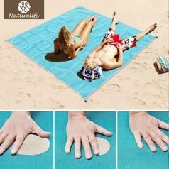 Большой пляжный коврик