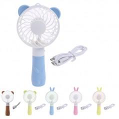 Ручной вентилятор с ремешком