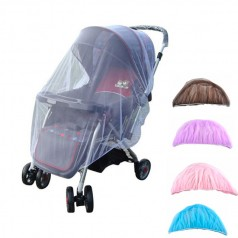 Противомоскитная сетка для детской коляски