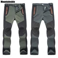 зимние мужские и женские Походные штаны