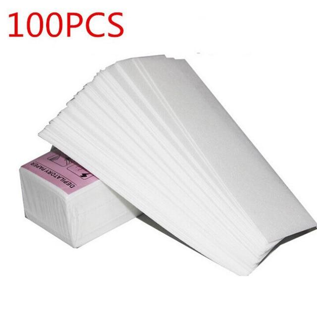 ткань для воскового удаления волос 100 шт. комплект