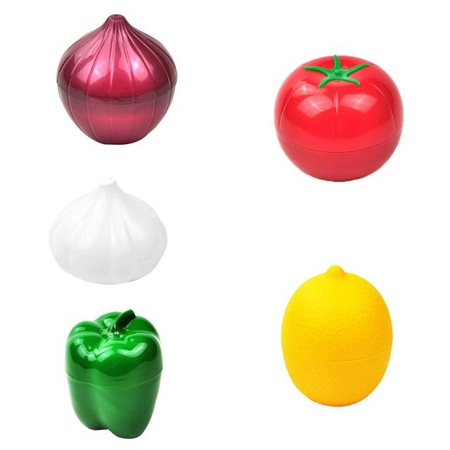 контейнеры для хранения очищенных овощей и фруктов
