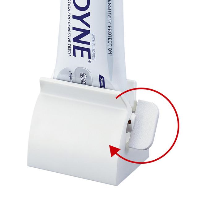 проворачиваемая выжималка для зубной пасты