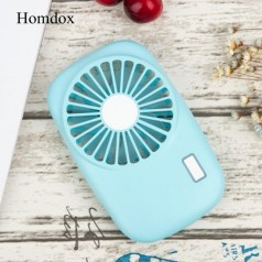 перезаряжаемый карманный вентилятор