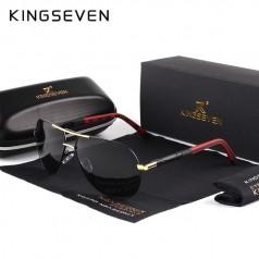 Поляризационные солнцезащитные унисекс очки KINGSEVEN