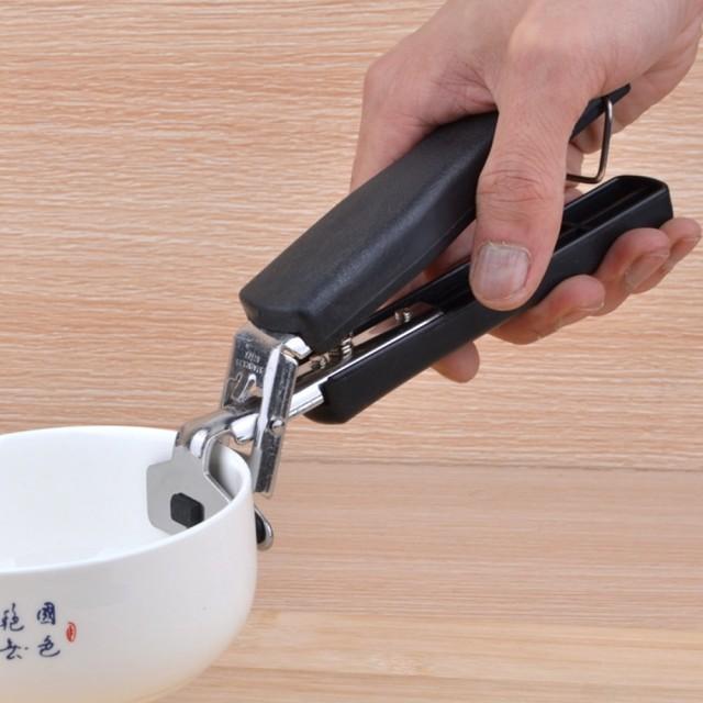 Механическая прихватка для горячей посуды