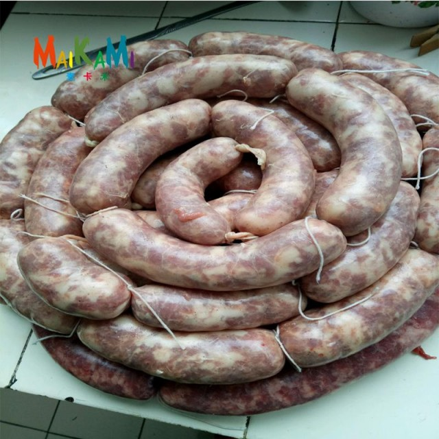Оболочка для приготовления домашней колбасы