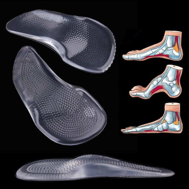 стельки для обуви с высоким каблуком
