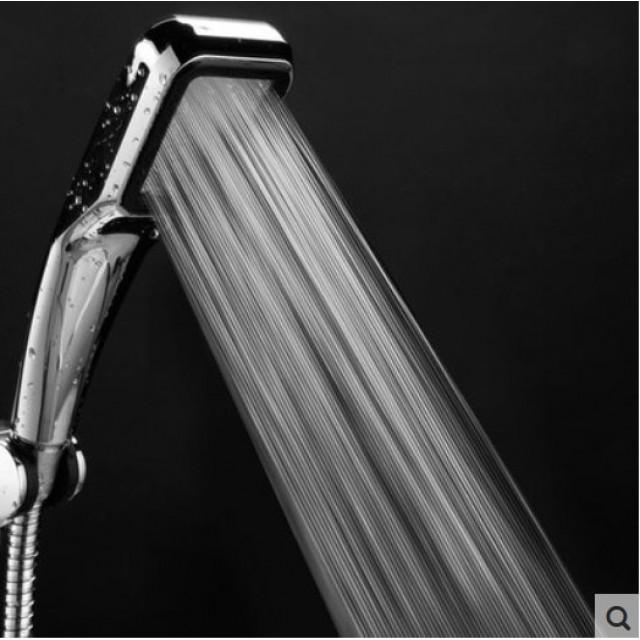 водосберегающая насадка-диспенсер для душа с 300 отверстиями