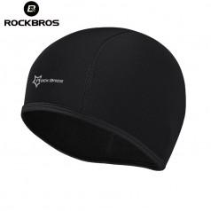 теплая флисовая шапка для зимнего спорта