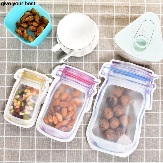 мягкие банки для хранения сыпучих продуктов